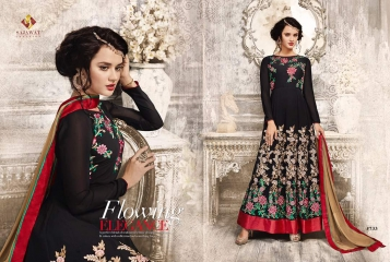 SAJAWAT CREATION ROLES VOL 8 WHOLESALE BY GOSIYA EXPORTS SURAT (3)