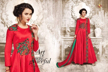 SAJAWAT CREATION ROLES VOL 8 WHOLESALE BY GOSIYA EXPORTS SURAT (4)