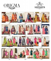 SAMAIRA FASHION ORIGMA CATALOG TWO (2)