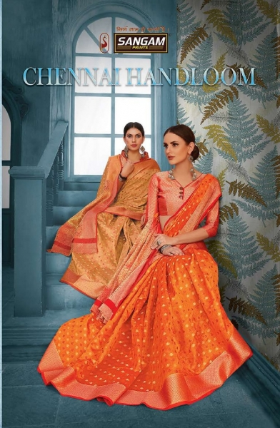 Sangam-Prints-Chennai-Handloom-Chanderi-Silk-Sarees-Online-At-Best-Rates-1