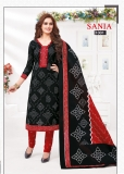 SANIA PLATINUM BLACK AND RED (2)