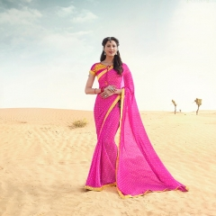SANSKAR BANDHANI COLLECTION PANIHARI EXCLUSIVE BANDHANI SAREE CATALOG WHOLESAEL BEST RATE BY GOSIYA EXPORTS (1)