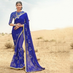 SANSKAR BANDHANI COLLECTION PANIHARI EXCLUSIVE BANDHANI SAREE CATALOG WHOLESAEL BEST RATE BY GOSIYA EXPORTS (7)
