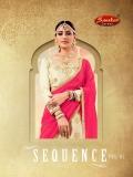 Sanskar sarees presents sequence vol 1 (4)