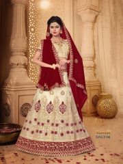 SANSKAR STYLE MANTHAN CATALOG FANCY KASHMIRI WORK NETT LEHENGA WHOLESALER BEST RATE BY GOSIYA EXPORTS SURAT (2)