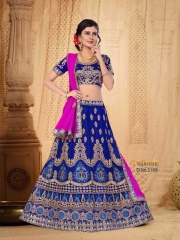 SANSKAR STYLE MANTHAN CATALOG FANCY KASHMIRI WORK NETT LEHENGA WHOLESALER BEST RATE BY GOSIYA EXPORTS SURAT (5)