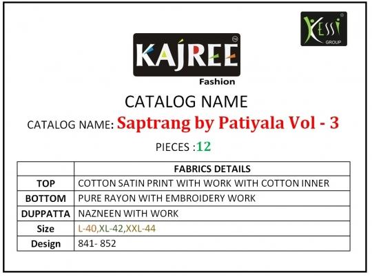 SAPTRANG BY PATIYALA VOL 3  (14)