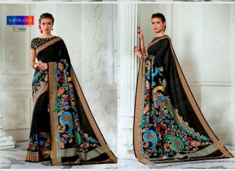 SAPTRANGI DIGITAL PRINT TUSSER SILK SIGNATURE SAREES COLLECTION (10)