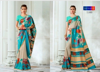 SAPTRANGI DIGITAL PRINT TUSSER SILK SIGNATURE SAREES COLLECTION (11)