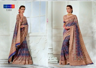 SAPTRANGI DIGITAL PRINT TUSSER SILK SIGNATURE SAREES COLLECTION (4)