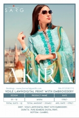 SARG AKIRA EMBRODERY SUIT BEST WHOLESALE PRICE AT GOSIYA EXPORTS WHOLESALE DEALER AND SUPPLAYER SURAT GUJARAT (11)