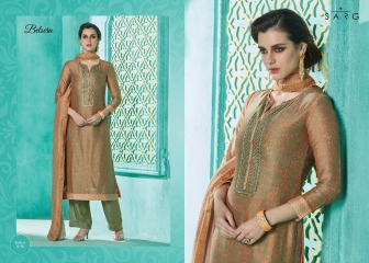 Sarg belsera chanderi digital print dresses catalogue BY GOSIYA EXPORTS (1)