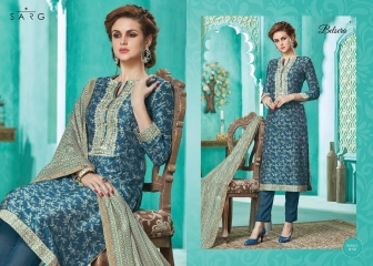 Sarg belsera chanderi digital print dresses catalogue BY GOSIYA EXPORTS (11)