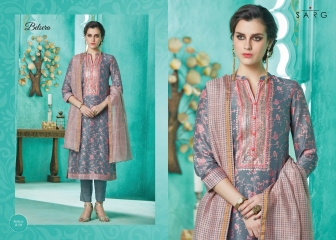 Sarg belsera chanderi digital print dresses catalogue BY GOSIYA EXPORTS (12)