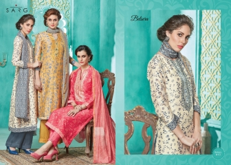 Sarg belsera chanderi digital print dresses catalogue BY GOSIYA EXPORTS (13)