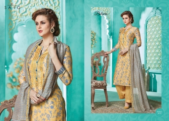 Sarg belsera chanderi digital print dresses catalogue BY GOSIYA EXPORTS (15)