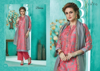 Sarg belsera chanderi digital print dresses catalogue BY GOSIYA EXPORTS (17)