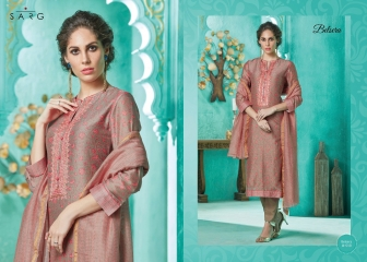 Sarg belsera chanderi digital print dresses catalogue BY GOSIYA EXPORTS (3)
