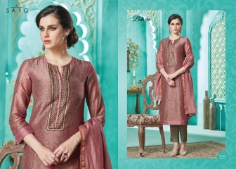 Sarg belsera chanderi digital print dresses catalogue BY GOSIYA EXPORTS (5)