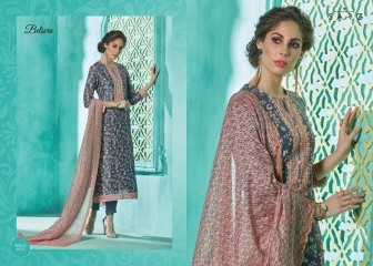 Sarg belsera chanderi digital print dresses catalogue BY GOSIYA EXPORTS (7)