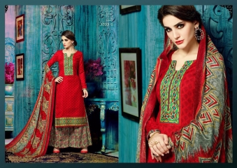 SARGAM PRINTS ANOKHI PURE PASHMINA PRINTS SALWAR KAMEEZ WHOLESALE BEST RATE BY GOSIYA EXPORTS SURAT (2)