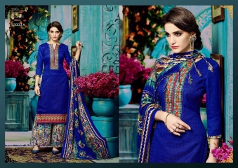 SARGAM PRINTS ANOKHI PURE PASHMINA PRINTS SALWAR KAMEEZ WHOLESALE BEST RATE BY GOSIYA EXPORTS SURAT (5)