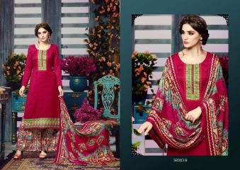 SARGAM PRINTS ANOKHI PURE PASHMINA PRINTS SALWAR KAMEEZ WHOLESALE BEST RATE BY GOSIYA EXPORTS SURAT (6)