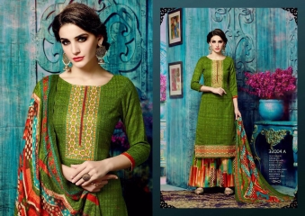 SARGAM PRINTS ANOKHI PURE PASHMINA PRINTS SALWAR KAMEEZ WHOLESALE BEST RATE BY GOSIYA EXPORTS SURAT (7)