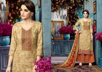 SARGAM PRINTS ANOKHI PURE PASHMINA PRINTS SALWAR KAMEEZ WHOLESALE BEST RATE BY GOSIYA EXPORTS SURAT (9)