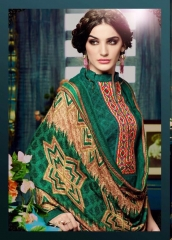 SARGAM PRINTS ANOKHI PURE PASHMINA PRINTS SALWAR KAMEEZ WHOLESALE BEST RATE BY GOSIYA EXPORTS SURAT