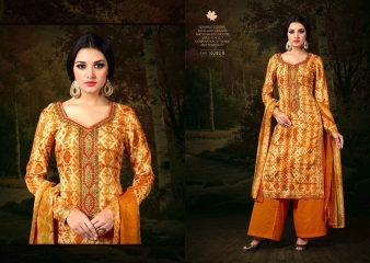 SARGAM PRINTS BY CHAHAT JAM SILK EMBROIDERED SALWAR KAMEEZ WHOLESALE BEST RATE (4)