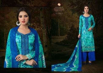 SARGAM PRINTS BY CHAHAT JAM SILK EMBROIDERED SALWAR KAMEEZ WHOLESALE BEST RATE (6)