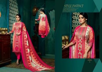 SARGAM PRINTS MUMTAZ VOL 7 PURE PASHMINA DESIGNER PRINTS WINTER COLLECTION WHOLESALER BEST RATE BY (3)