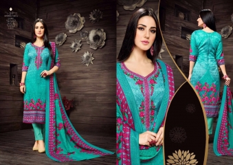 SARGAM PRINTS SHEHNAZ CATALOGUE PASHMINA PRINT WITH NECK EMBROIDERED WINTER WEAR (1)