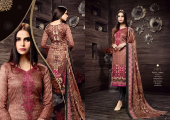 SARGAM PRINTS SHEHNAZ CATALOGUE PASHMINA PRINT WITH NECK EMBROIDERED WINTER WEAR (11)