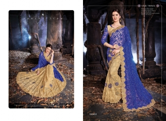 SAROJ MALAIKA FANCY SAREES WHOLESALE RATE AT GOSIYA EXPORTS SURAT WHOLESALE DEALER AND SUPPLAYER SURAT GUJARAT (1)