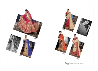 SAROJ MALAIKA FANCY SAREES WHOLESALE RATE AT GOSIYA EXPORTS SURAT WHOLESALE DEALER AND SUPPLAYER SURAT GUJARAT (6)