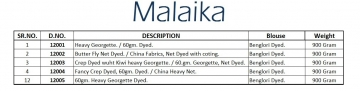 SAROJ MALAIKA FANCY SAREES WHOLESALE RATE AT GOSIYA EXPORTS SURAT WHOLESALE DEALER AND SUPPLAYER SURAT GUJARAT (7)