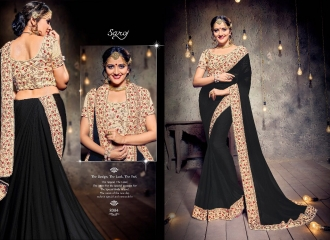 SAROJ SAREES MISS WORLD 2 COLLECTION EMBROIDERED SAREES WHOLSALE SELLER BEST RATE BY GOSIYA EXPORTS SURAT (1)