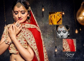 SAROJ SAREES MISS WORLD 2 COLLECTION EMBROIDERED SAREES WHOLSALE SELLER BEST RATE BY GOSIYA EXPORTS SURAT (4)
