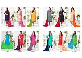 SARVADA BY SONAKSHI DESIGNER WITH WORK COTTON SUITS ARE AVAILABLE AT WHOLESALE BEST RATE BY GOSIYA EXPORTS (13)