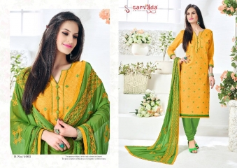 SARVADA BY SONAKSHI DESIGNER WITH WORK COTTON SUITS ARE AVAILABLE AT WHOLESALE BEST RATE BY GOSIYA EXPORTS (4)