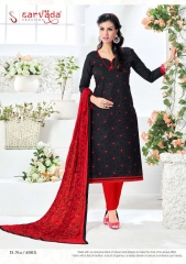 SARVADA BY SONAKSHI DESIGNER WITH WORK COTTON SUITS ARE AVAILABLE AT WHOLESALE BEST RATE BY GOSIYA EXPORTS (5)