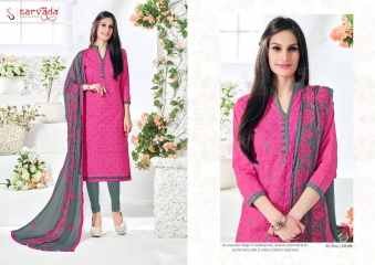 SARVADA CREATION COTTON KING CASUAL DRESS MATERIAL BUY ONLINE WHOLESALE BEST RATE BY GOSIYA EXPORTS FROM SURAT (9)