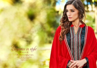 Sarvada Creation fabulous vol 2 salwar kameez collection ONLINE WHOLESALE BEST RATE BY GOSIYA EXPORTS SURAT INDIA (2)