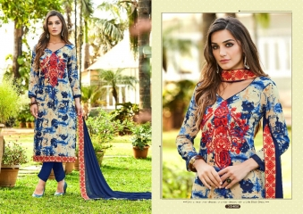 SARVADA FABULOUS VOL 2 COTTON CAMBRIC SALWAR KAMEEZ BUY BEST RATE BY GOSIYA EXPORTS SURAT WHOLESALE (6)