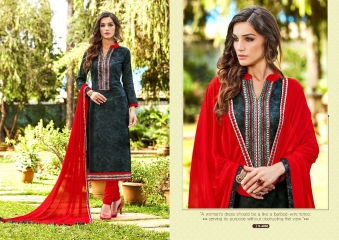 SARVADA FABULOUS VOL 2 COTTON CAMBRIC SALWAR KAMEEZ BUY BEST RATE BY GOSIYA EXPORTS SURAT WHOLESALE (8)