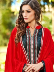 SARVADA FABULOUS VOL 2 COTTON CAMBRIC SALWAR KAMEEZ BUY BEST RATE BY GOSIYA EXPORTS SURAT WHOLESALE