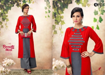 SARVADA IRIS PLUSH EXCLUSIVE FANCY KURTIS CATALOG SUPPLIER FROM SURAT WHOLESALE BEST RATE BY GOSIYA EXPORTS SURAT (5)
