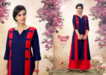SARVADA IRIS PLUSH EXCLUSIVE FANCY KURTIS CATALOG SUPPLIER FROM SURAT WHOLESALE BEST RATE BY GOSIYA EXPORTS SURAT (8)